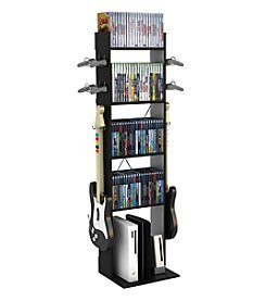 Atlantic Game Central Tall Organizer Gaming Storage