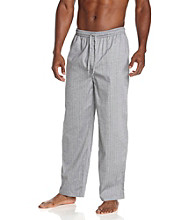 Nautica® Men's Anthracite Captain's Herringbone Sleep Pants