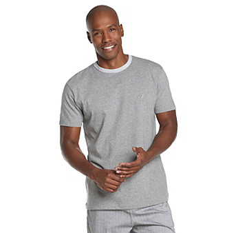 Nautica® Men's Anchor Knit Crew Tee