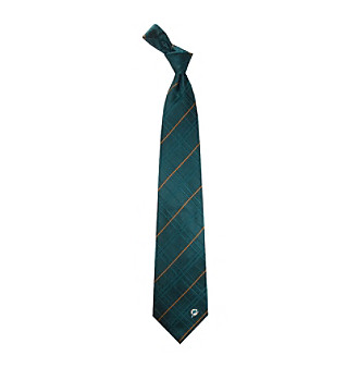 NFL® Miami Dolphins Oxford Woven Tie