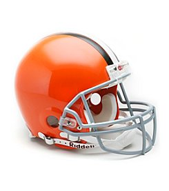 Riddell® NFL® Cleveland Browns Authentic On-Field Helmet