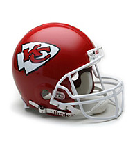 Riddell® Kansas City Chiefs Authentic On-Field Helmet