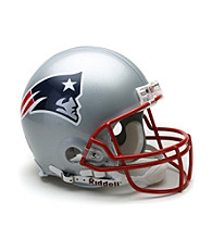 Riddell® New England Patriots Authentic On-Field Helmet