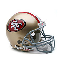 Riddell® San Francisco 49ers Authentic On-Field Helmet