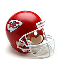 Riddell® Kansas City Chiefs Full-Size Replica Helmet