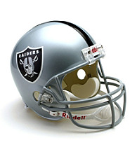 Riddell® Oakland Raiders Full-Size Replica Helmet