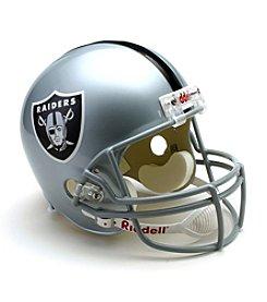 Riddell® NFL® Oakland Raiders Full-Size Replica Helmet