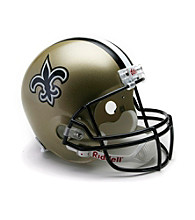 Riddell® New Orleans Saints Full-Size Replica Helmet