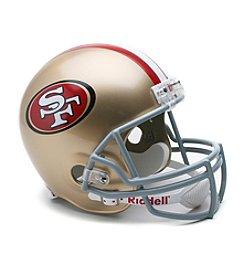 Riddell® NFL® San Francisco 49ers Full-Size Replica Helmet