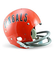 Riddell® Cincinnati Bengals Throwback Helmet