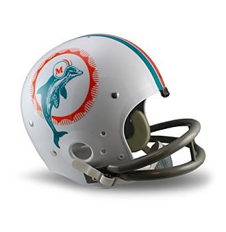 Riddell® Miami Dolphins Throwback Helmet