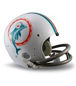 Riddell® NFl® Miami Dolphins 1972 Throwback Helmet