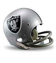 Riddell® Oakland Raiders Throwback Helmet