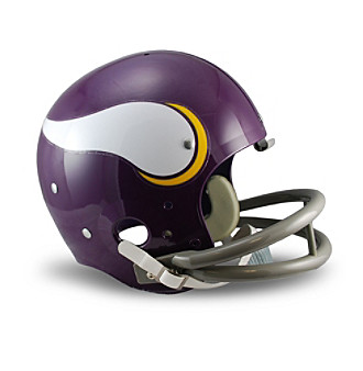Riddell® Minnesota Vikings Throwback Helmet