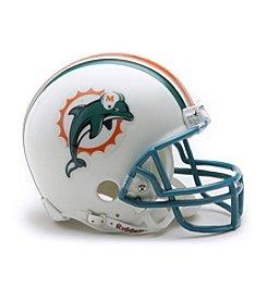 Riddell® NFL® Miami Dolphins Replica Mini Football Helmet