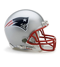 Riddell® New England Patriots Replica Mini Helmet