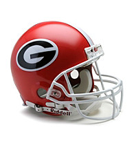 Riddell® Georgia Authentic On-Field Helmet