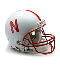 Riddell® Nebraska Authentic On-Field Helmet