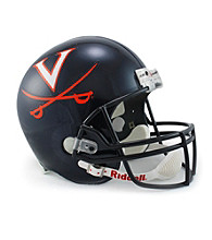 Riddell® Virginia Full-Size Replica Helmet