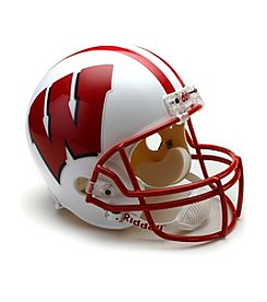 Riddell® Wisconsin Full-Size Replica Helmet