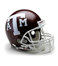 Riddell® Texas A&M Full-Size Replica Helmet