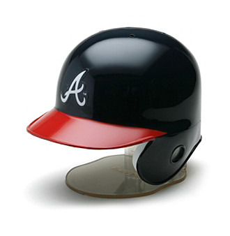 Riddell® Atlanta Braves Mini Helmet