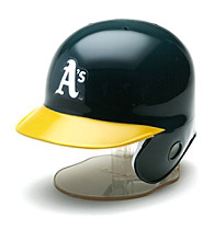 Riddell® Oakland Athletics Mini Helmet
