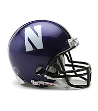 Riddell® Northwestern Replica Mini Helmet