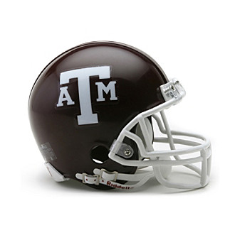 Riddell® Texas A&M Replica Mini Helmet