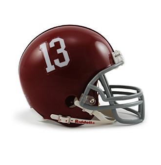 Riddell® Alabama 13 Replica Mini Helmet
