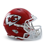 Riddell® Kansas City Chiefs Speed Helmet