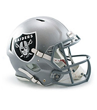 Riddell® Oakland Raiders Speed Helmet