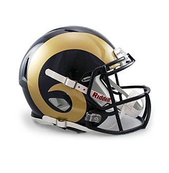 Riddell® St. Louis Rams Speed Helmet