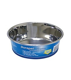 Durapet Brushed Steel Pet Bowl