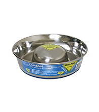 Durapet Slow-Feed Pet Bowl