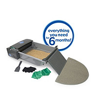 SmartScoop® Deluxe Self-Scooping Litter Box