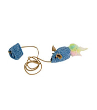 Play-N-Squeak Wee Catch of the Day Kitten Toy