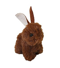 Play-N-Squeak Backyard Bunny Cat Toy