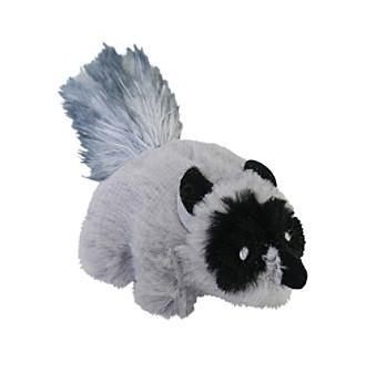 Play-N-Squeak Backyard Raccoon Cat Toy