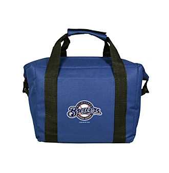 TNT Media Group Milwaukee Brewers 12-pk. Blue Kooler Bag™