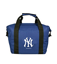 TNT Media Group New York Yankees 12 Pk Blue Kooler Bag