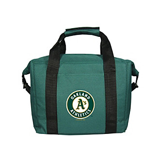 TNT Media Group Oakland Athletics 12-pk. Green Kooler Bag™