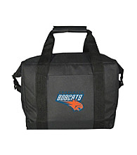 Charlotte Bobcats 12-pk. Black Kooler Bag™