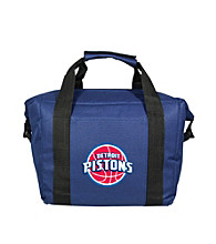TNT Media Group Detroit Pistons 12-pk. Blue Kooler Bag™
