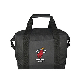 TNT Media Group Miami Heat 12-pk. Black Kooler Bag™