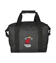 TNT Media Group Miami Heat 12-pk. Black Kooler Bag™