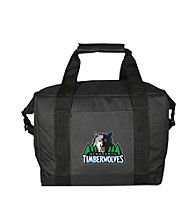 TNT Media Group Minnesota Timberwolves 12-pk. Black Kooler Bag™