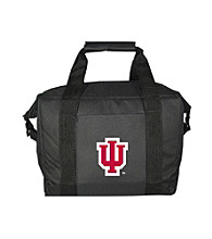 TNT Media Group Indiana University Hoosiers 12-pk. Black Kooler Bag™