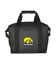 TNT Media Group University of Iowa Hawkeyes 12-pk. Black Kooler Bag™