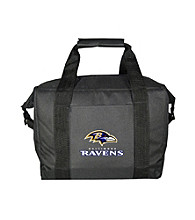 TNT Media Group Baltimore Ravens 12-pk. Black Kooler Bag™